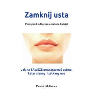 "butejko.pl - Książka ""Zamknij Usta"""