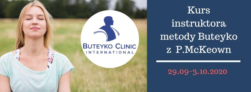 Kurs instruktora metody-Butejki Buteyko-29.09-3.10